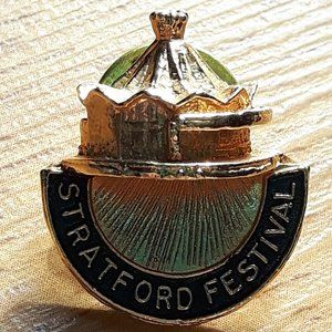 Stratford theater Festival Pin